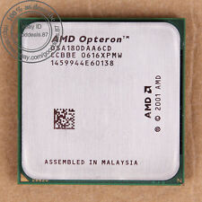 AMD Opteron 180 - 2.4 GHz (osa180daa6cd) socket 939 CPU processor 1000 MHz