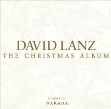 The Christmas Album by David Lanz (CD, Sep-2003, Narada)