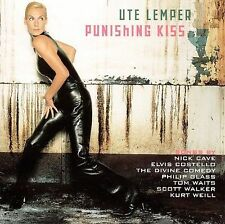 Ute Lemper Punishing Kiss sealed CD cabaret songs written by Tom Waits Nick Cave