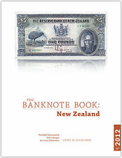 New Zealand chapter from new catalog of world notes, The Banknote Book