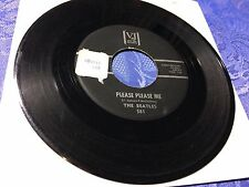 """The Beatles (7"""") please please me/From me to you [us 1964 vee Jay 581 """"Beat""""]"""