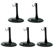 5pcs 1/6 12 inch action figure stand U type for hot toys bbi star wars iron man