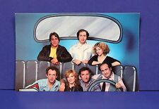Tamkin Color fan Mail Postcard Cast of Taxi TV Show Original 70s Issue Mint
