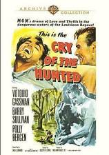 Cry of the Hunted New DVD