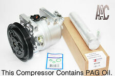 A/C Compressor Kit for Nissan Frontier Xterra 2003 2004 3.3L W/Out Supercharge