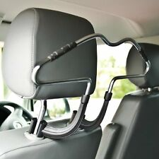 Brookstone Car Head Rest Coat Hanger