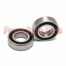 6003 2RS WHEEL TRANSMISSION GEARBOX BEARING GY6 50CC QMB139 ENGINE BREARINGS 2PC