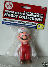 Banpresto Super Mario Bros Characters Collection 2 Figure Nintendo Prize White