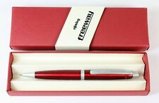 Rotring Freeway Ballpoint Pen RUBIN RED NEW Gift Boxed