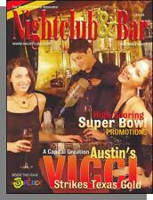 Nightclub & Bar - 2005, December - High Scoring Super Bowl Promotions!