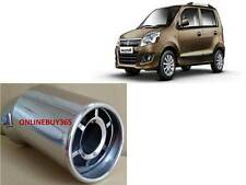Car Exhaust Silencer Muffler Tip Stainless Steel- Maruti Suzuki Wagon R