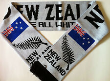 NEW ZEALAND Football Scarves NEW