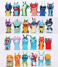 Lot Of 24 New Slugterra Action Figure Toys