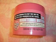New Soap And Glory The Righteous Butter Original Body Moisturizer - 10.1 / 300ml