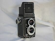 Rolleicord Va, case, all working, tested, very good condition
