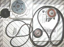 ALFA ROMEO 147 2.0 16V TS  Genuine Timing Cam Belt & Balance Belt Kit Water Pump
