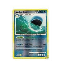 WAILORD 30/106 Ultra Rare Star Reverse Holo Foil Great Encounters! 200HP!