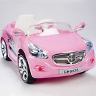 Ride on Car Kids RC Remote Control Electric Power Wheels Car W/ Radio & MP3 Pink