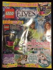 Rare Lego Elves All 4 Magazine Issues #1,2,3 & 4 Unread MIB With Toys