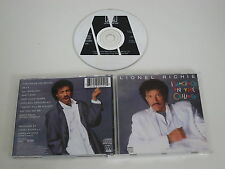 LIONEL RICHIE/DANCING ON THE CEILING(MOTOWN 530 024-2) CD ALBUM