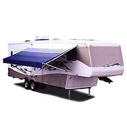 21' RV TRAILER MOTORHOME 5th WHEEL POWER AWNING SANDSTONE COLOR NEW A&E W/ARMS