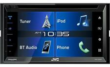 "JVC El Kameleon KW-V330BT 6.8"" DVD CD Receiver with Built in Bluetooth KWV330BT"