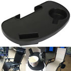 Clip-On Folding Relaxer Beach Chair Side Table Tray Cup Drink TV Remote Holder