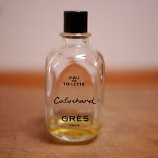Vintage Gres Cabochard Eau de Toilette Perfume Made in France 2oz Bottle 5% Full