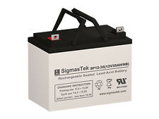 SigmasTek Replacement Battery For Power Sonic PS-12350 12V 35AH NB SLA Battery
