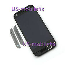 Gray Frame + Touch Screen Digitizer Lcd display For HTC One M8 Mini 2 remix USA