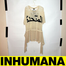 KTZ United Arabic Logo Mesh Top T-Shirt