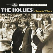 THE HOLLIES - CHANGIN' TIMES 5 CD NEU