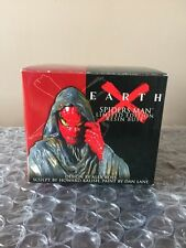 Earth X Spiders Man Alex Ross Resin Bust Manufacturer Proof DF Marvel 276/450