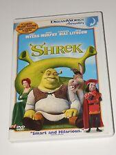 Shrek (DVD, 2003, Full Frame)
