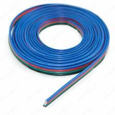 4 pol | 4-adriges Kabel Verlängerung für RGB LED Streifen Strip e