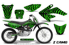 HONDA CRF 70 80 100 GRAPHICS KIT CREATORX DECALS STICKERS ZCG