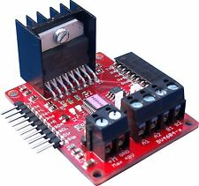 Stackable I2C & Serial Microstepping Motor driver 4A