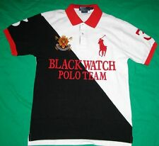 New Mens Ralph Lauren Big Pony Polo Shirt Blackwatch Polo Team Size Large