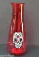 Halloween Red Day Of The Dead Laboratory Glassware Science Lab Chemistry Beaker