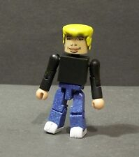 Custom 4 minimate set from Jonny Quest from CARTOON NETWORK boomerang