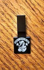 Dont tread on me Fits Ruger Mini 14/ thirty oversized mag release w/ install pin