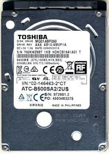 "Hard Disk SATA 2,5"" Toshiba 500gb 5400rpm Buffer 8mb HDD 2.5 LAPTOP NETBOOK NEW"