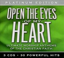 Various Artists-Open The Eyes Of My Heart (Platinum Edit CD NEW