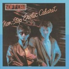 "SOFT CELL ""NON STOP EROTIC CABARET"" CD NEUWARE"
