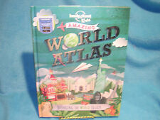 Lonely Planet Kids Amazing World Atlas, Bring the World to Life