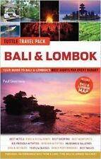 Tuttle Travel Pack Bali and Lombok by Paul Greenway (2014, Paperback)