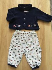 Baby Boy Outfit Set 3-6 Month Top Pants The Magic Toy Box