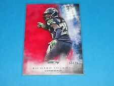 2015 Inception RICHARD SHERMAN #17 Red Variant/75 Seattle SEAHAWKS - Stanford