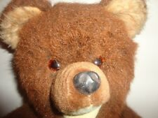 Antique Vintage Brown Teddy Bear