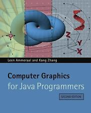 Computer Graphics for Java Programmers by Leendert Ammeraal and Kang Zhang...